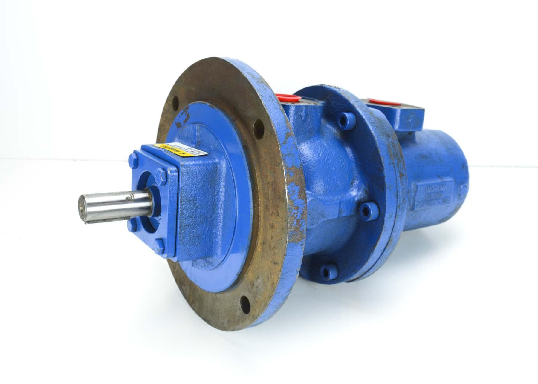 Imo C4UVC-137 Pump