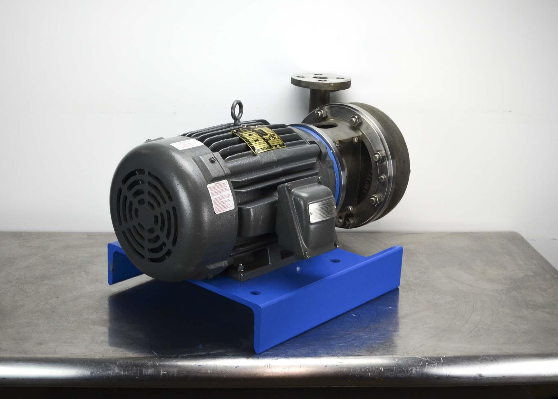DiscFlo 2015-8 2HHD Pump