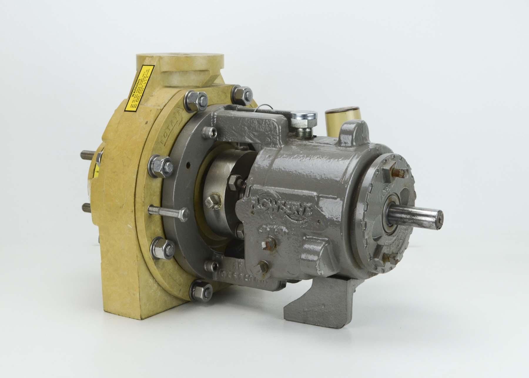 Flowserve PRGP 1J1.5X1G-6 Pump