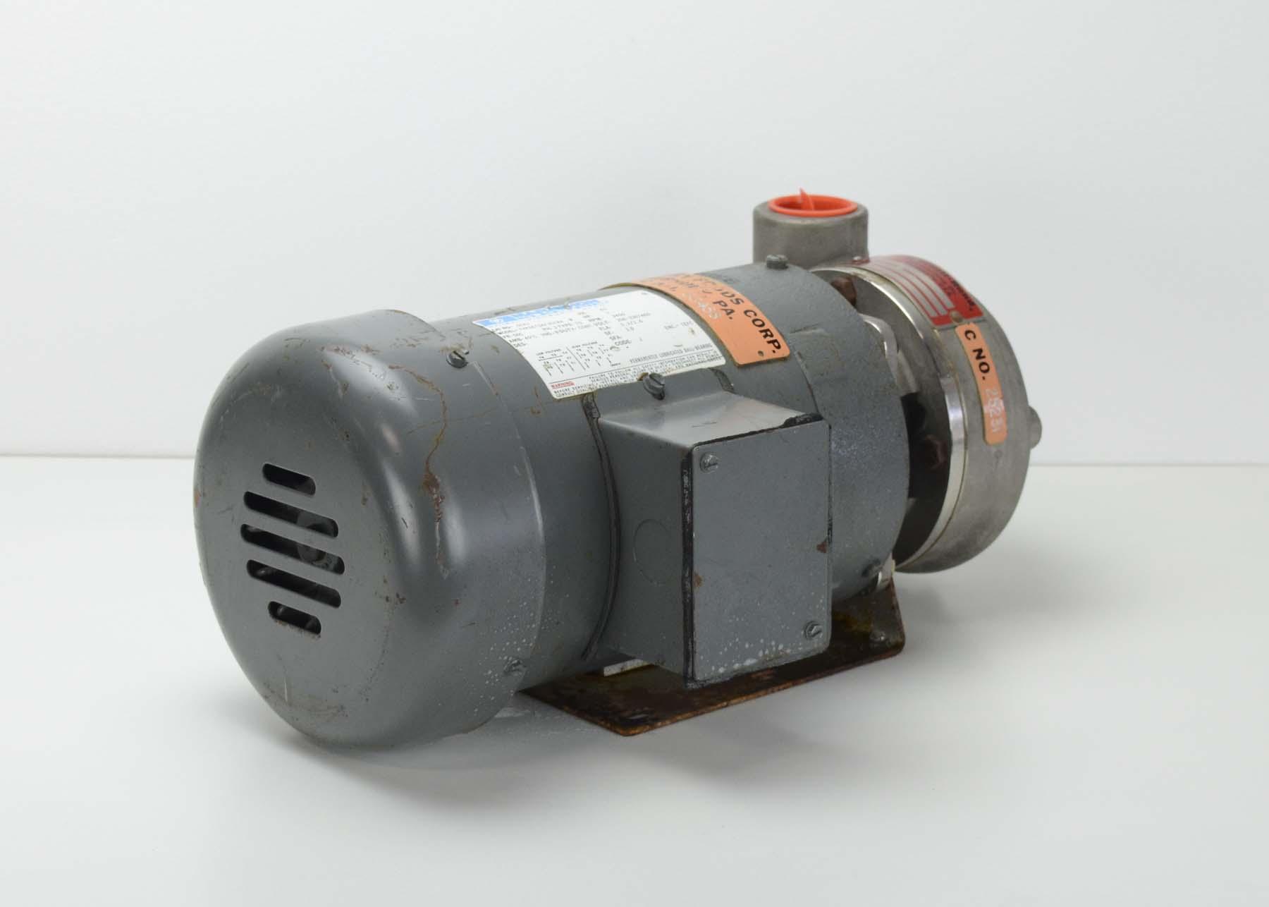 Ingersoll-Rand SMP1000 Pump