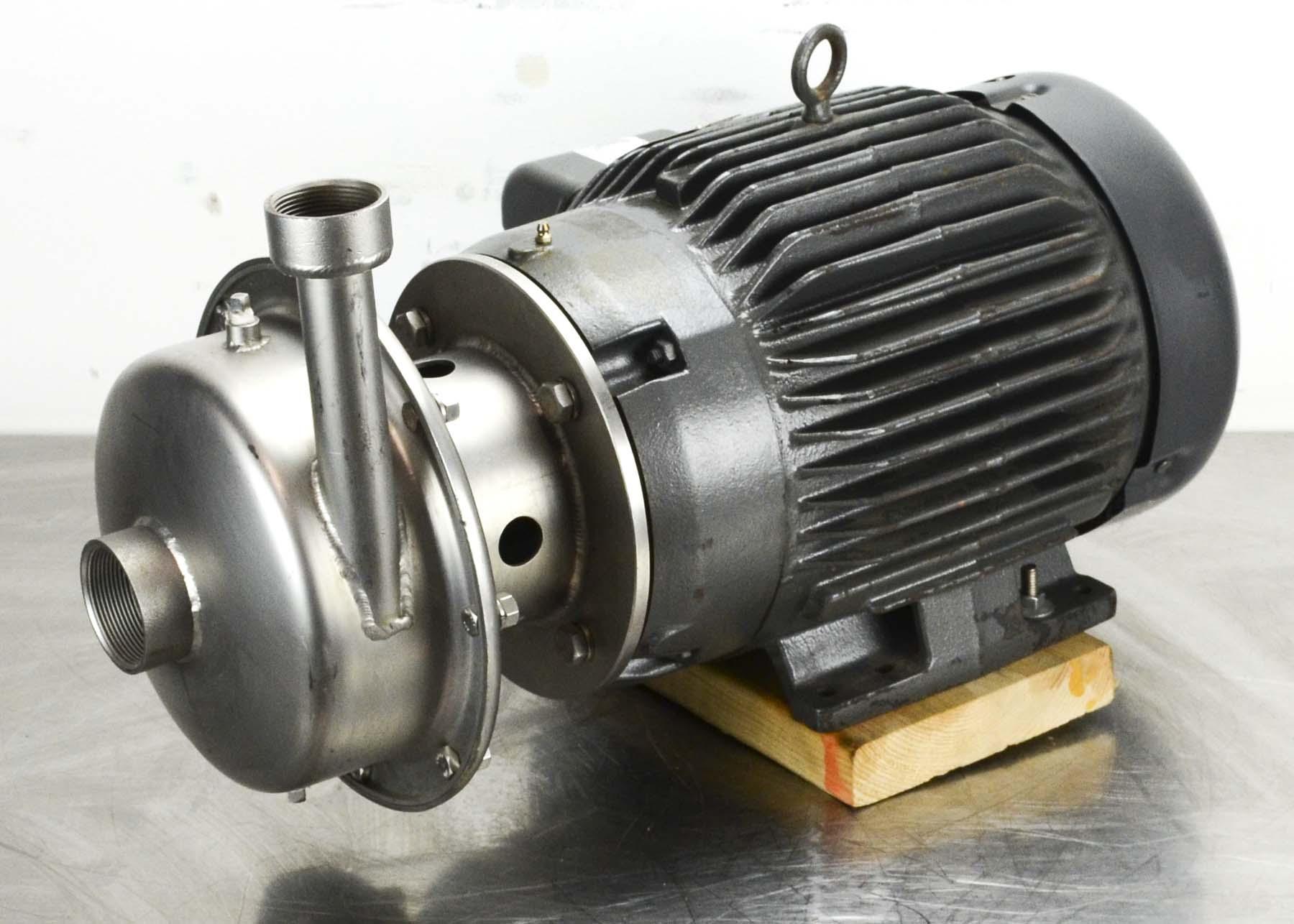 R.S. Corcoran 4000D Pump