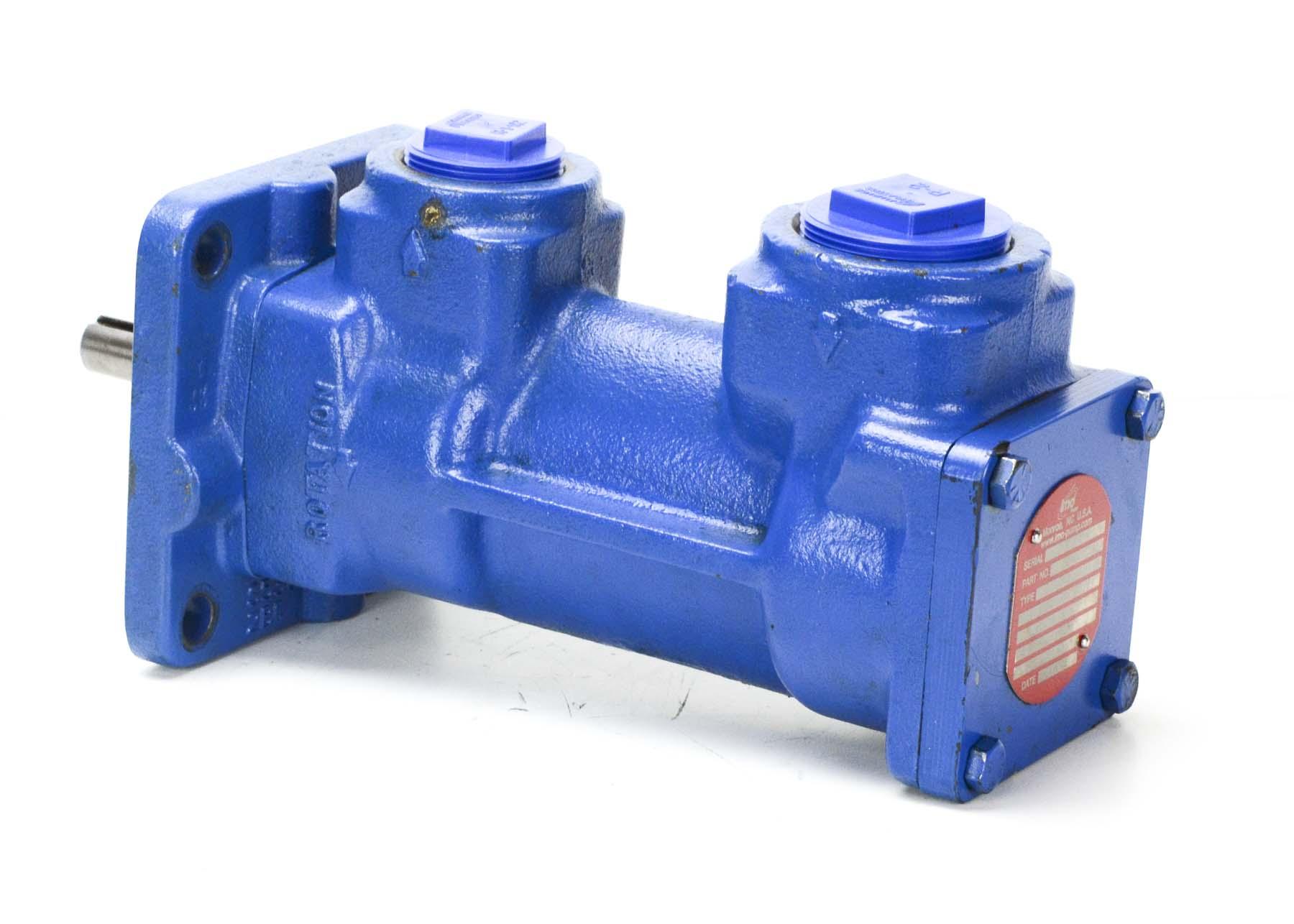 Imo C3EBC-162 Pump