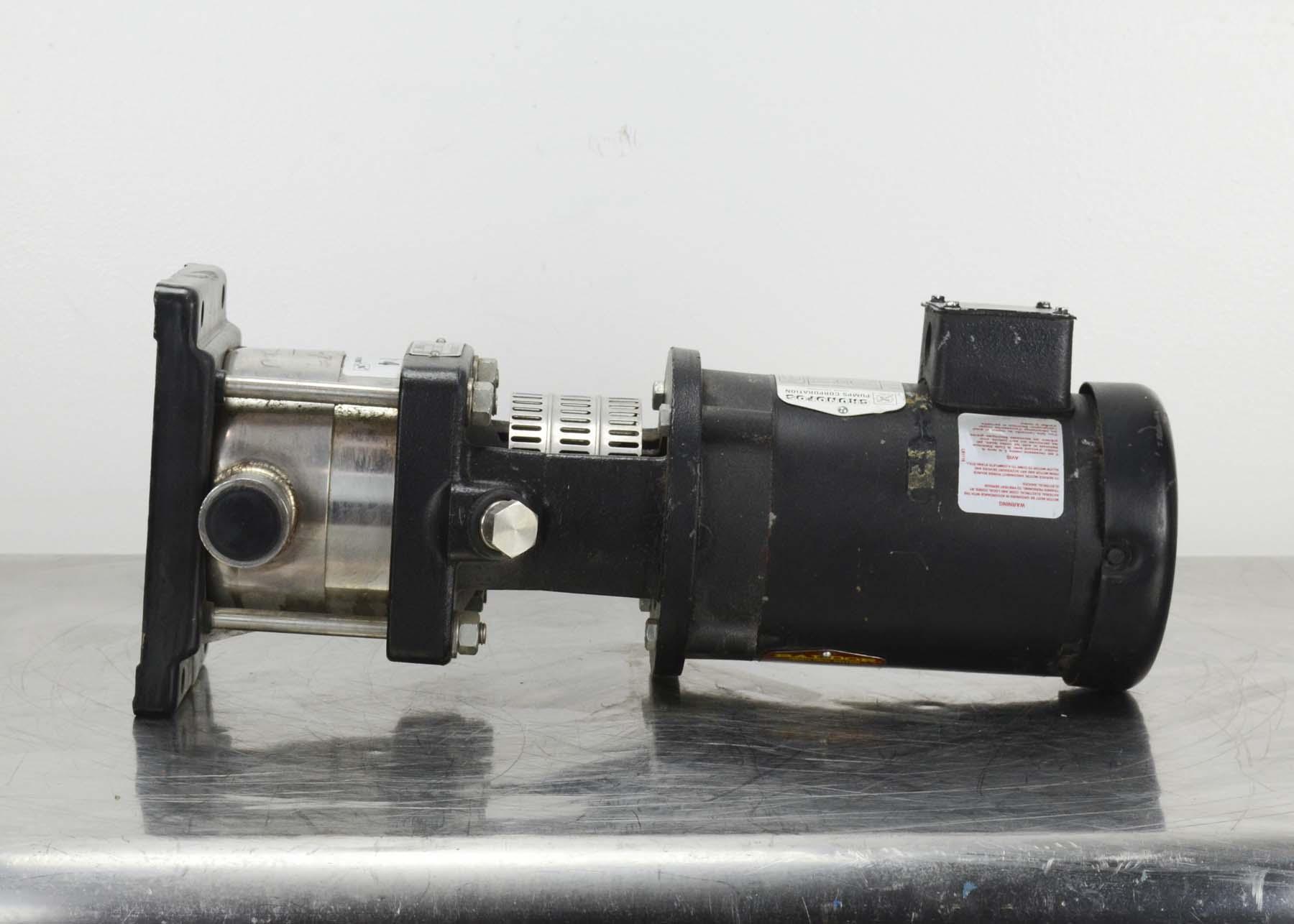 Grundfos CR 4 NH8940, 4-20-C Pump