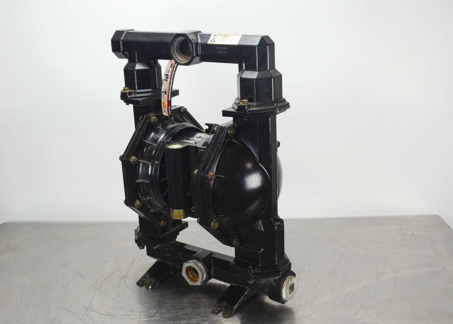 Ingersoll-Rand PD20A-AAP-AAA AOD Pump