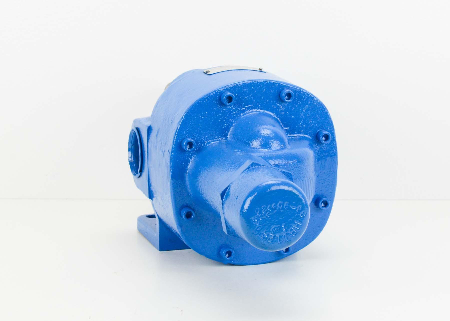 Ingersoll-Dresser 6GASPIDO Pump, Threaded Ports, Relief Valve (New